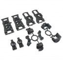 Strong Composite Suspension Parts Set HARD STRONG FT1, FT1S, XQ1, XQ10, XQ1S XP-10565